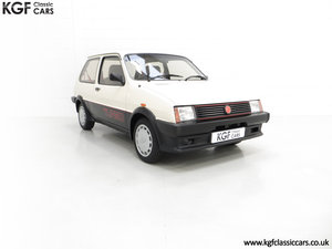 1984 A Concours Winning Mk1 MG Metro Turbo With 7,359 Miles SOLD