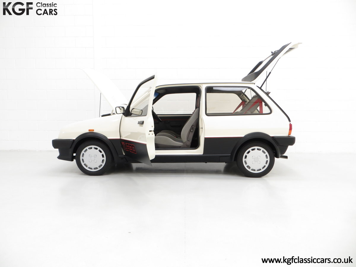 1984 A Concours Winning Mk1 MG Metro Turbo With 7,359 Miles SOLD (picture 3 of 6)