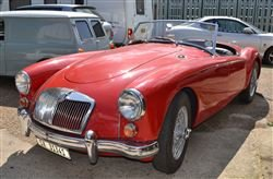 1958 A Roadster 1500 - Barons Sandown Pk Sat 26th Oct 2019