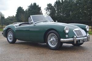 1958 MGA Roadster SOLD