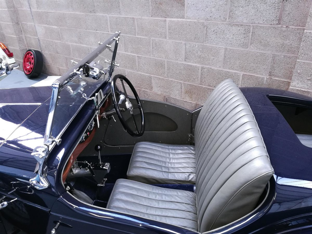 1932 MG F-TYPE F1 MAGNA STILES 'THREESOME SPORTS' TOURER For Sale (picture 2 of 5)