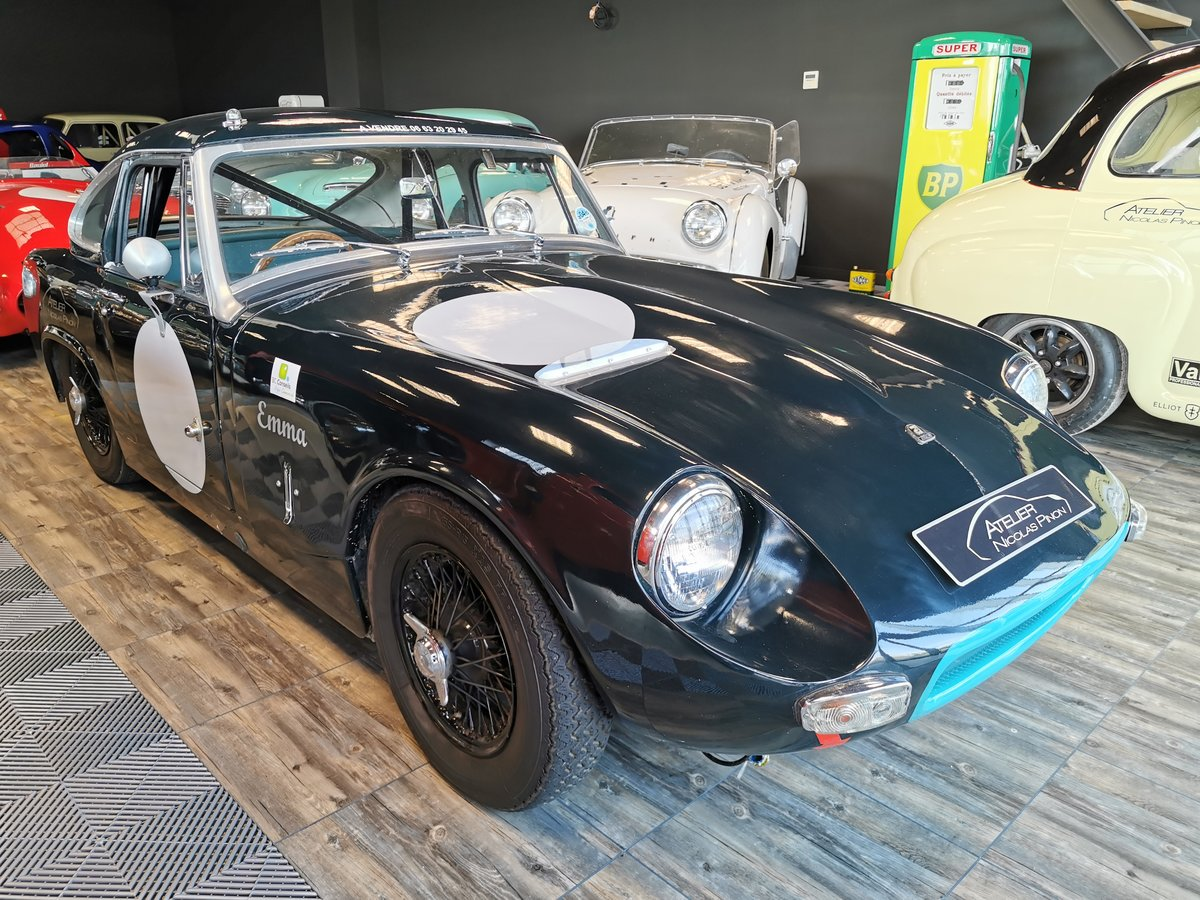 1962 MG Midget Ashley GT For Sale (picture 1 of 6)