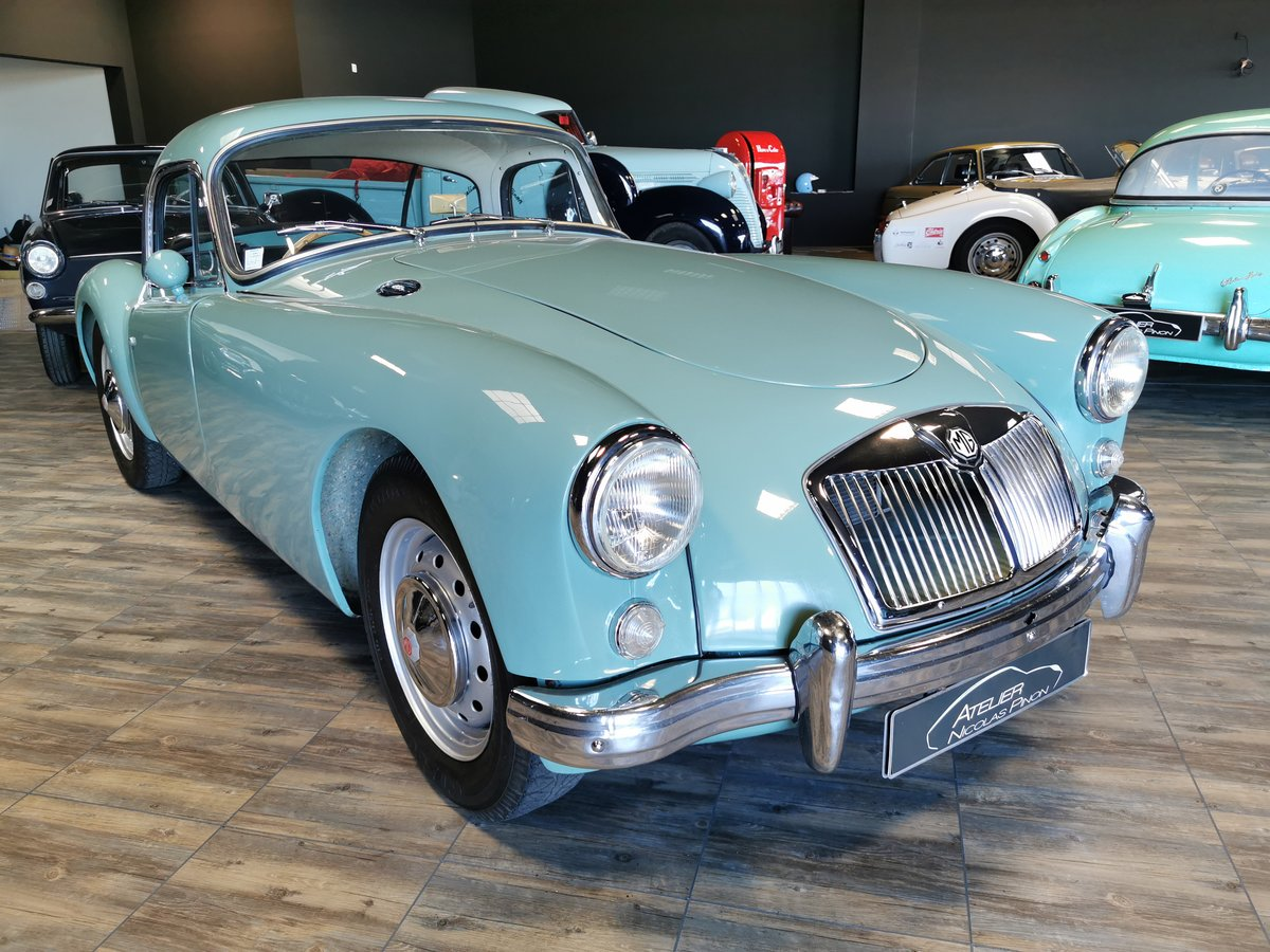 1960 MGA COUPE For Sale (picture 1 of 6)