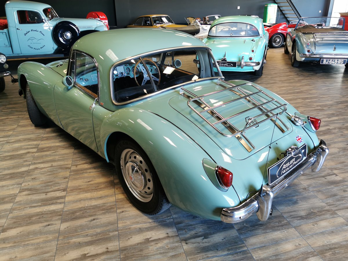 1960 MGA COUPE For Sale (picture 6 of 6)