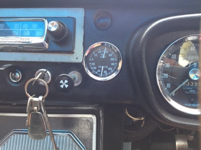 1964 MGB Roadster - Pull Handle For Sale (picture 5 of 6)
