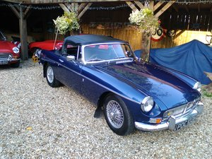 1969 MGB ROADSTER SUPERB 60's example  For Sale