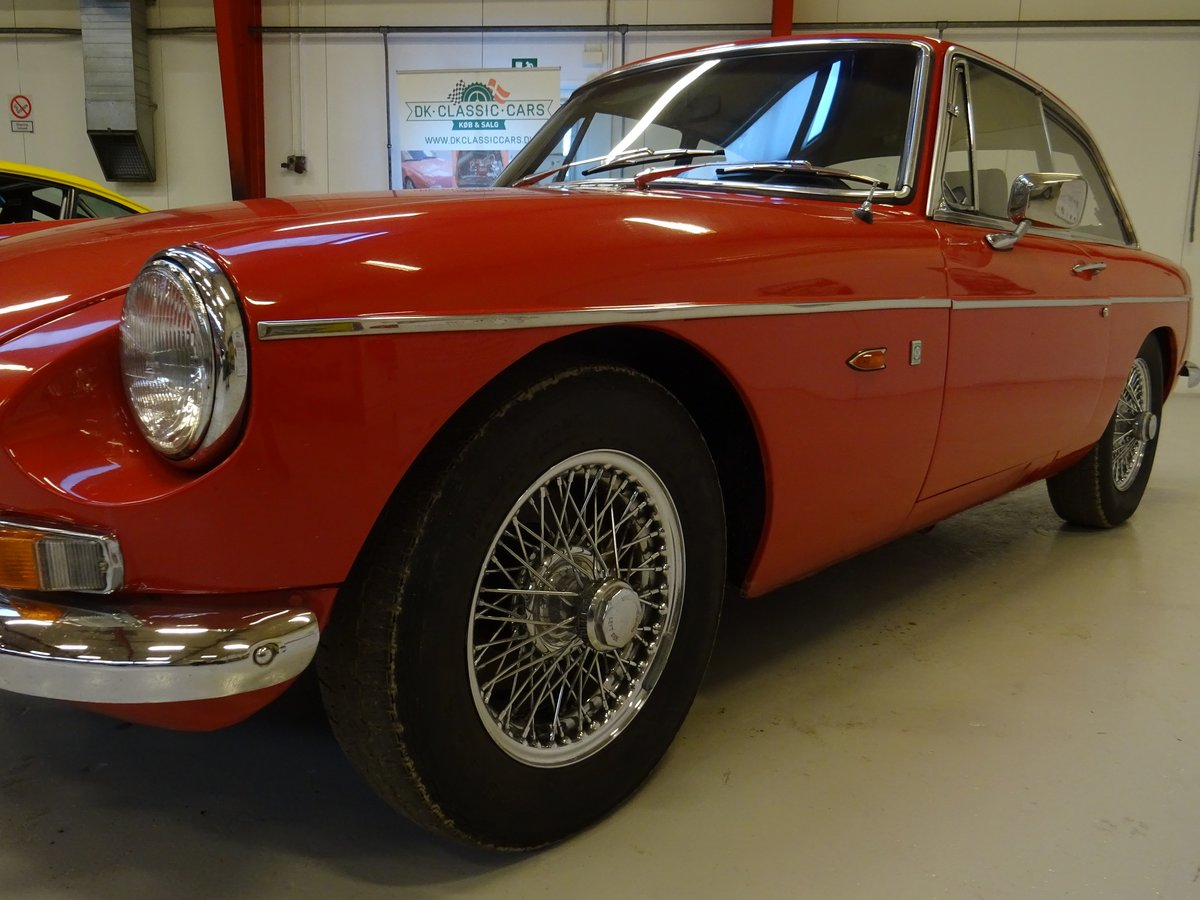 1970 MG MGB GT For Sale (picture 1 of 5)