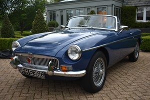 lot 40: A 1969 MG C Roadster - 03/11/19 SOLD by Auction
