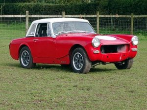 1971 MG Midget 1275 For Sale by Auction