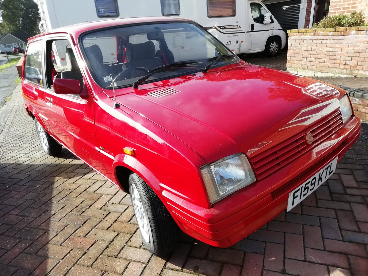 1989 MG Metro Mk 2  SOLD (picture 3 of 6)