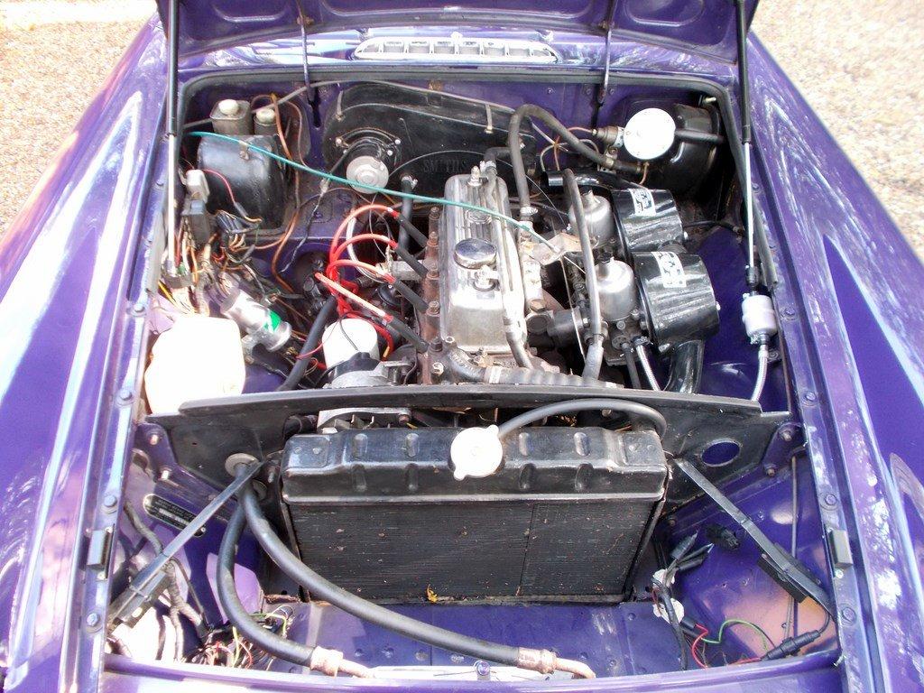 MGB GT 1974 Older Restoration  SOLD (picture 5 of 6)