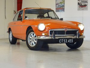 1972 MG MGB GT For Sale