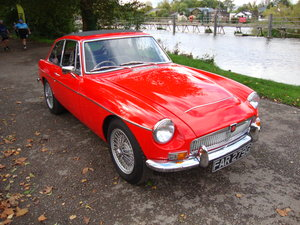 1968 MGC Superb appreciating rare Automatic