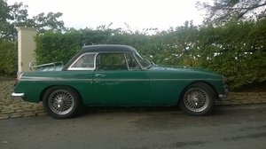 1968 MGC Roadster Automatic For Sale