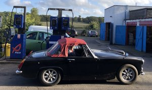 1972 MG Midget Mk3  1275cc For Sale