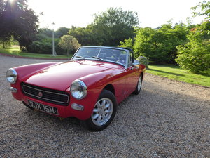 1973 MG Midget RWA  For Sale