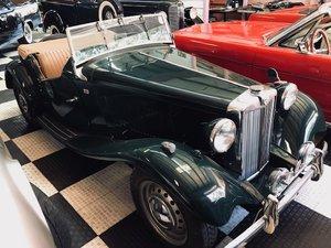 1954 MG TD LHD