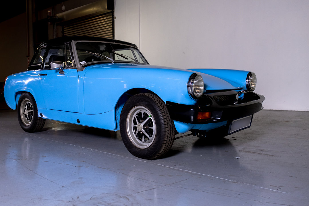1977 MG Midget For Sale (picture 2 of 6)