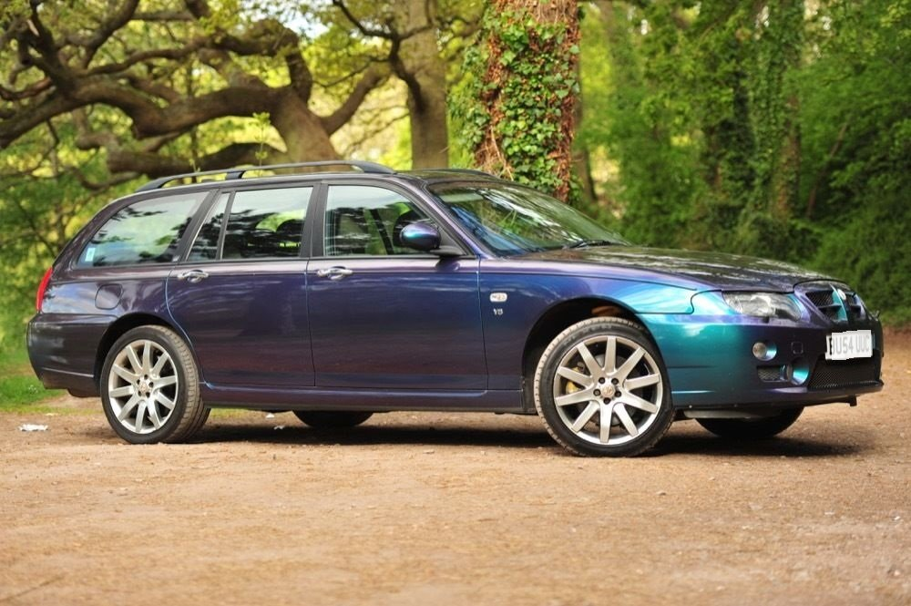 2004 MG ZT-T 260 SE 4.6 V8 For Sale (picture 1 of 5)
