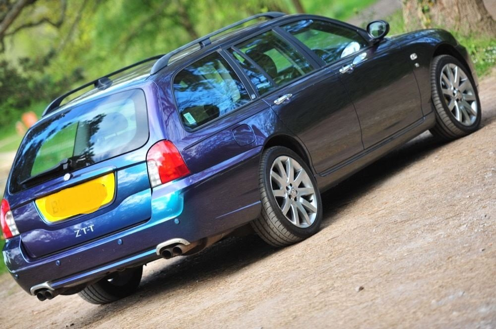 2004 MG ZT-T 260 SE 4.6 V8 For Sale (picture 2 of 5)