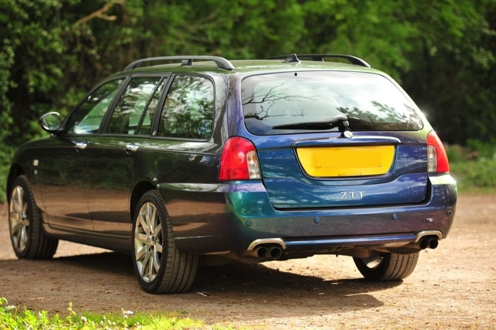 2004 MG ZT-T 260 SE 4.6 V8 For Sale (picture 4 of 5)