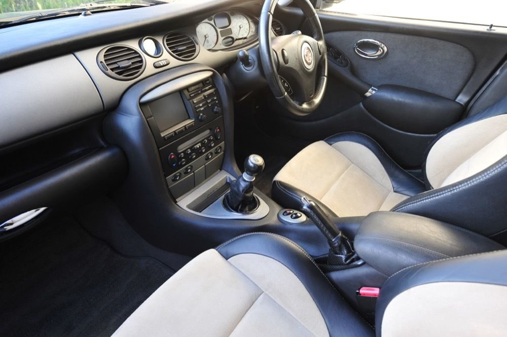 2004 MG ZT-T 260 SE 4.6 V8 For Sale (picture 5 of 5)
