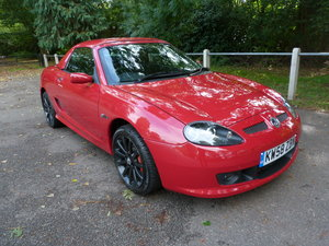 2008 MG TF LE500, just 6,600miles, Totally Immaculate