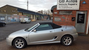 2005 MG TF  only 22,000 miles on the clock For Sale