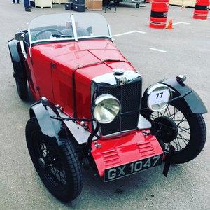 1932 MG 'M' Type Midget - VSCC Eligible