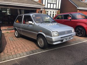 1988 MG Metro For Sale