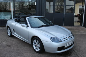 2003 MGTF135, ONLY 9000 MILES, 1 OWNER, IMMACULATE CONDITION For Sale