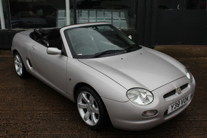 2001 MGF, 40000 MILES, 1 OWNER, FULL SERVICE HISTORY For Sale