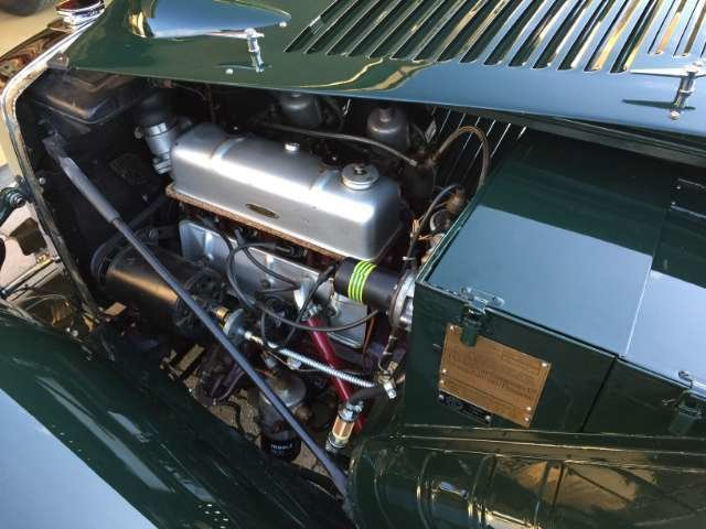 1947 Beautiful MG TC 1948 For Sale (picture 4 of 6)