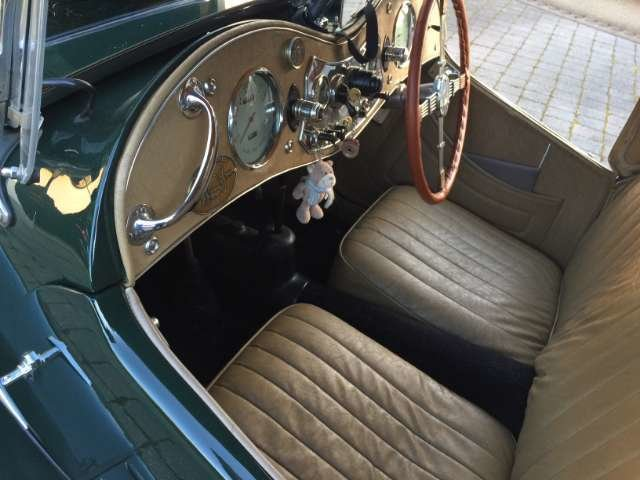 1947 Beautiful MG TC 1948 For Sale (picture 5 of 6)