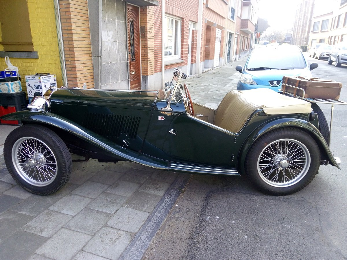 1947 Beautiful MG TC 1948 For Sale (picture 6 of 6)