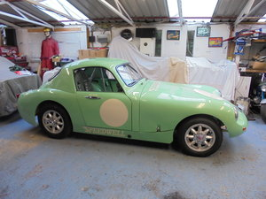 1961 Speedwell gt historic race sprite/midget For Sale