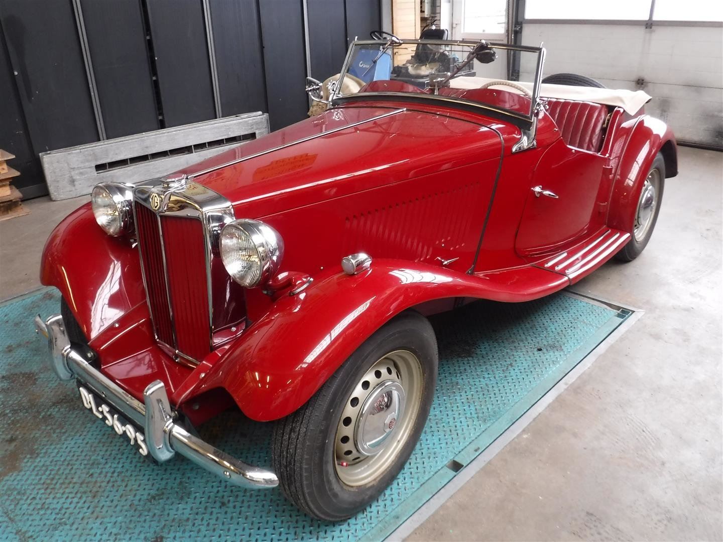 1952 MG TD '52 (PERFECT!!!) For Sale (picture 1 of 6)