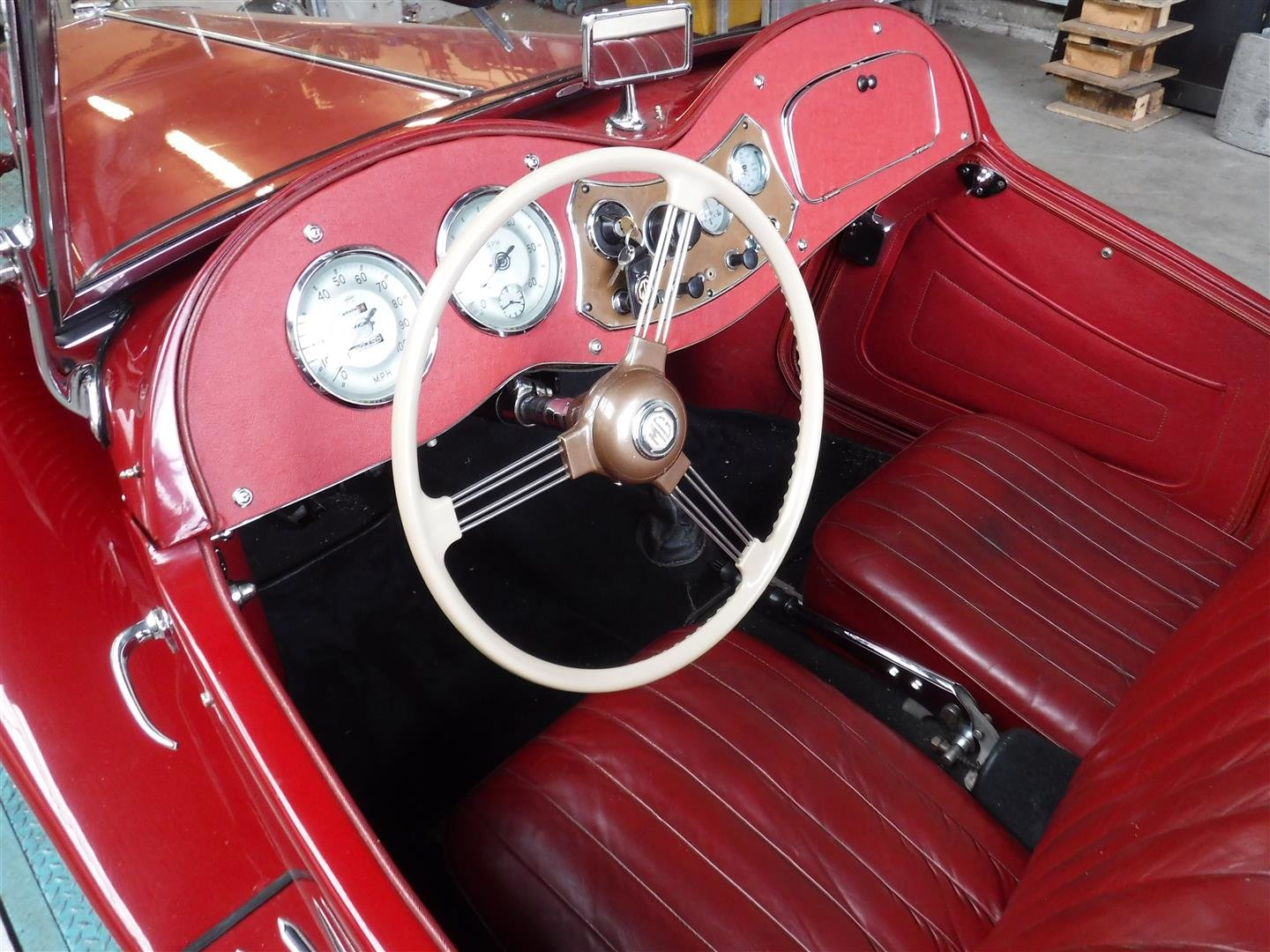 1952 MG TD '52 (PERFECT!!!) For Sale (picture 2 of 6)