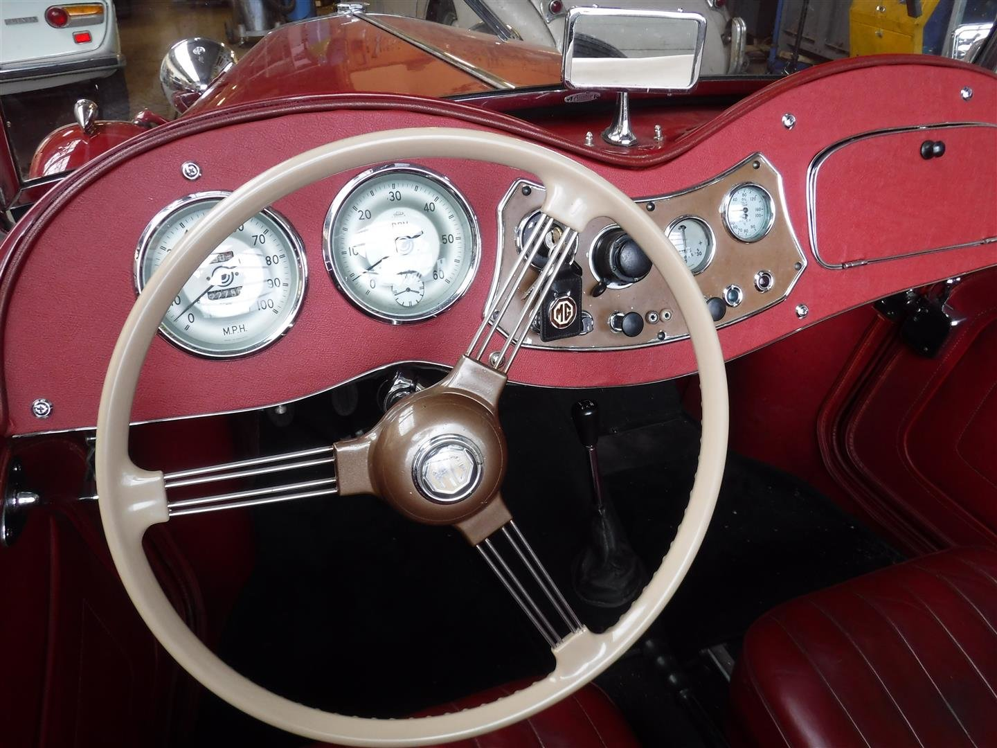 1952 MG TD '52 (PERFECT!!!) For Sale (picture 6 of 6)