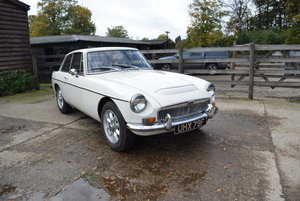 1968 MGC GT Auto For Sale by Auction