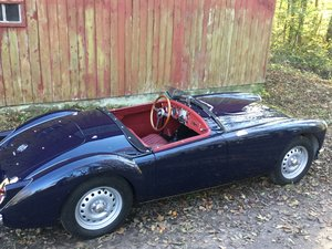 1961 MGA MK1 deLuxe  GNHL100250 For Sale