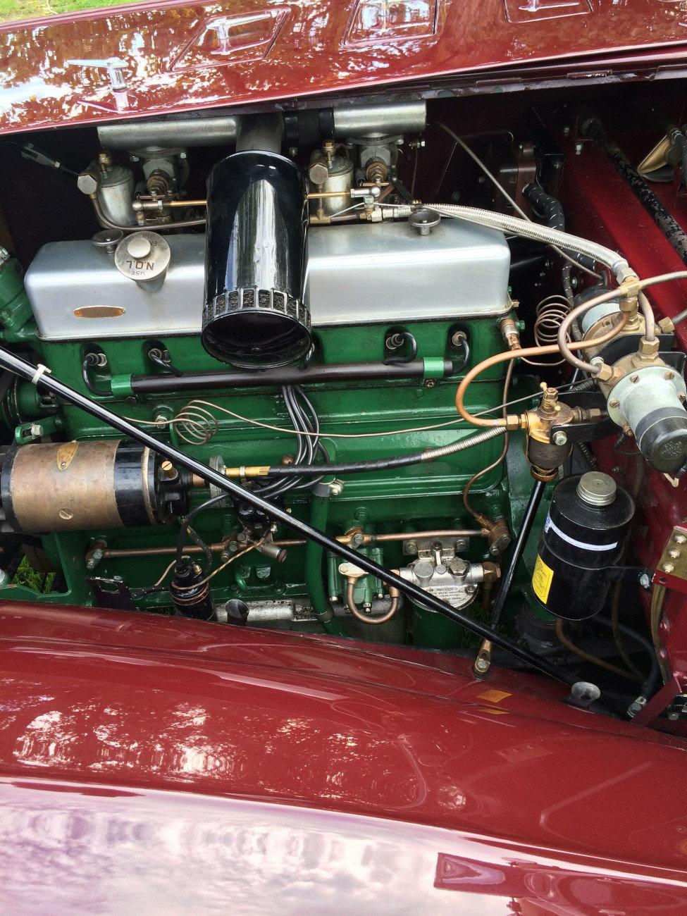 1936 MG SA Tickford SA1228 For Sale (picture 6 of 6)