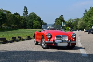 1958 - MGA roadster  For Sale by Auction