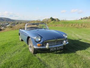 MGB Series 1 Roadster 1968  For Sale