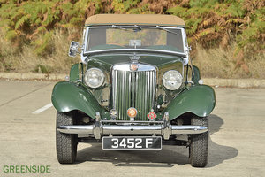 Picture of 1953 UK Rhd MG Midget ( TD series) SOLD