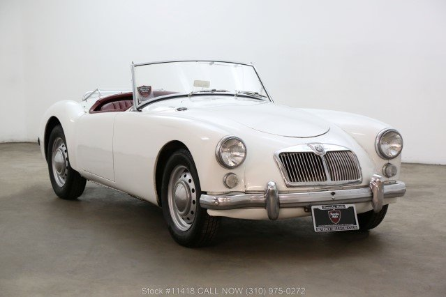 1960 MG A 1600 Roadster For Sale (picture 1 of 6)