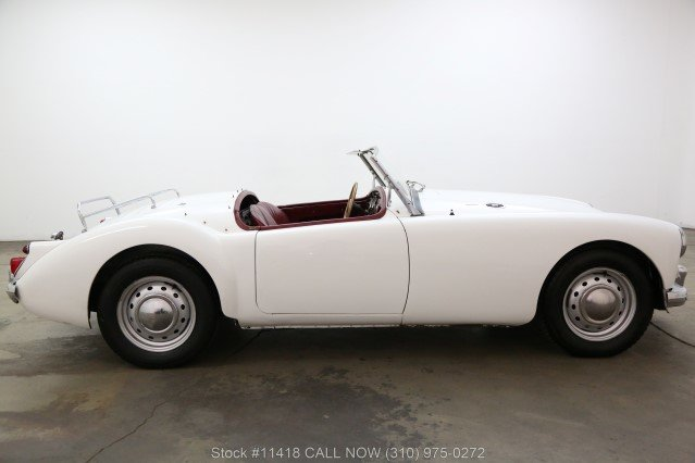 1960 MG A 1600 Roadster For Sale (picture 2 of 6)