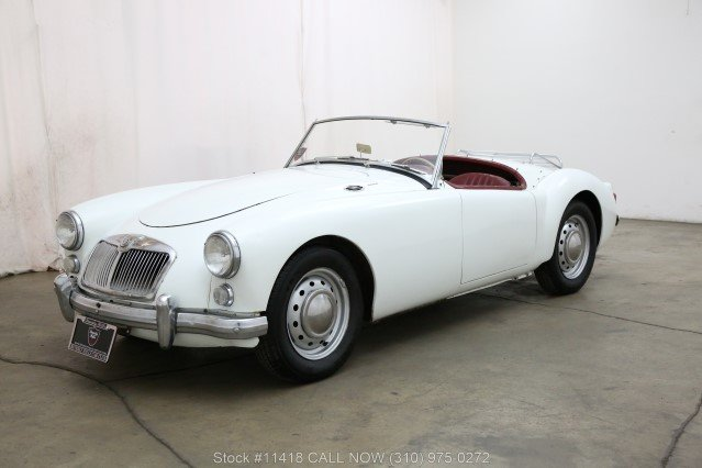 1960 MG A 1600 Roadster For Sale (picture 3 of 6)
