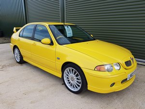 2003 MG ZS 180 V6 - Low Mileage, Stunning condition For Sale