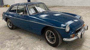 1972 MGB GT For Sale